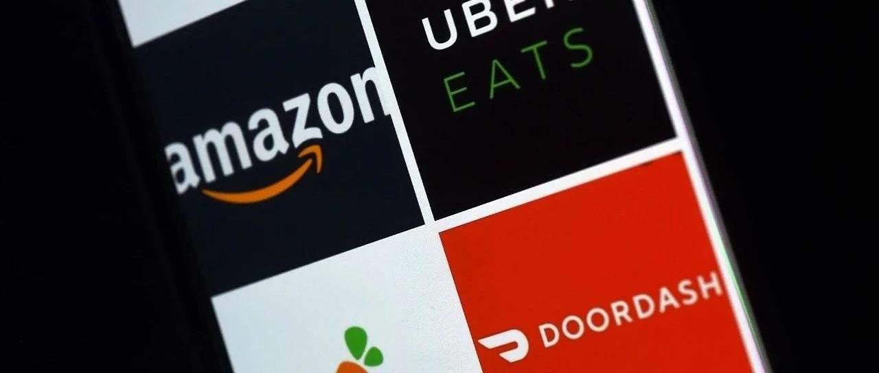 UberEatsDoorDash美团等公司被食客 餐厅告上法庭, 知道点一单外卖你要多付多少钱么??