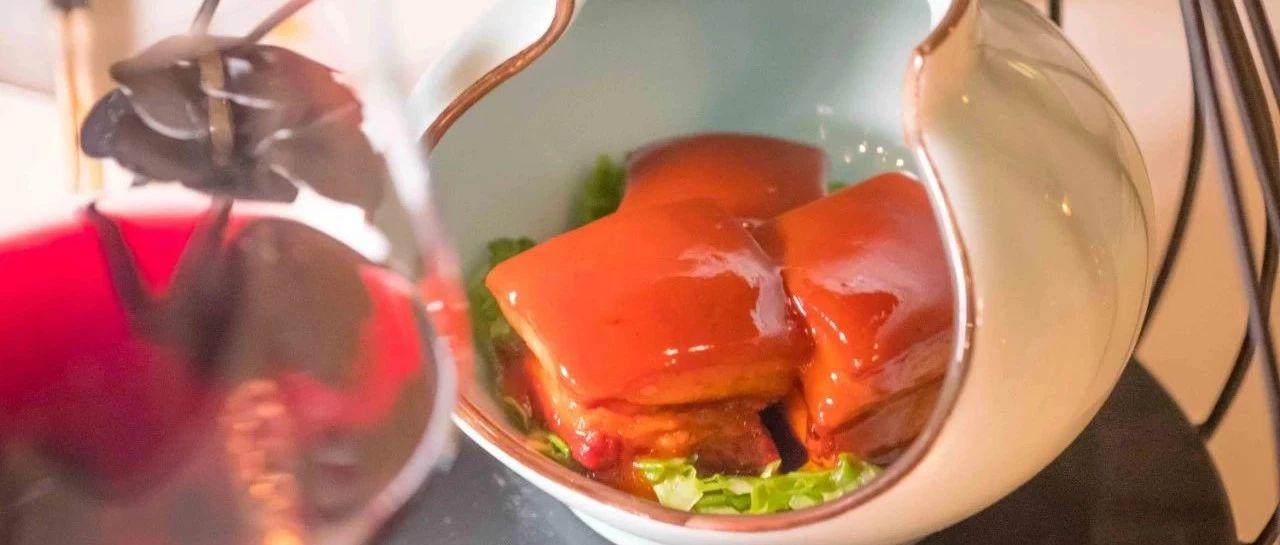 一口名伶腔调的法式东坡肉,配复古百乐门秀:我从多村这栋小洋楼,回到了醉生梦死夜上海。