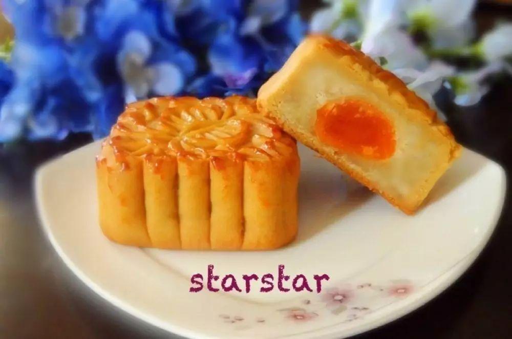 中秋节|在美国亲手做月饼 居然别有一番滋味