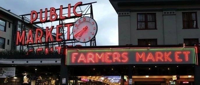 疫情之后, 西雅图的派克市场会消失吗?