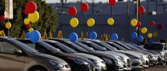 那些年,在美国买车遇到的奇葩