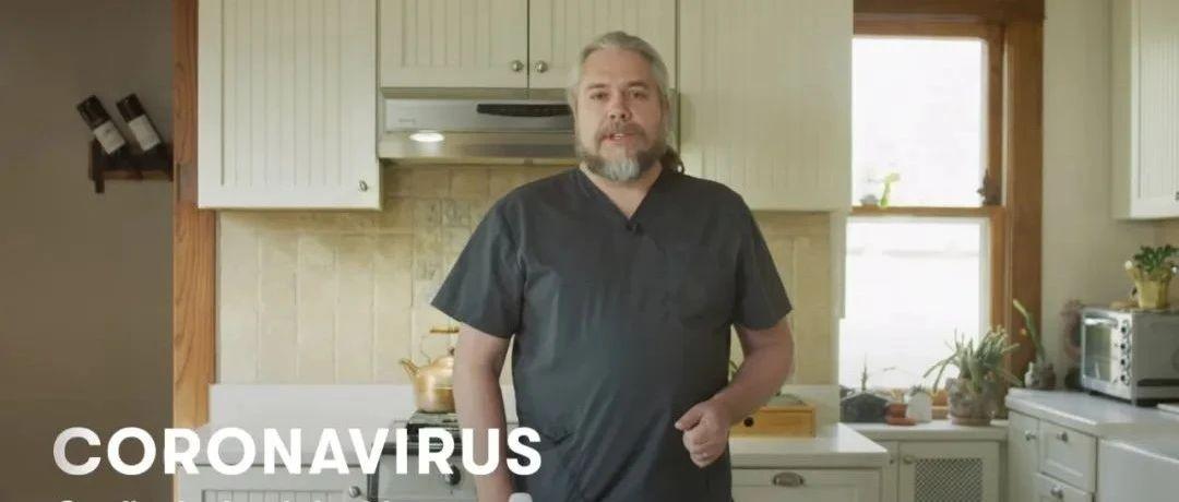 外卖, 超市买回的物品上有新冠病毒?美国医生妙招 教你如何安全购物