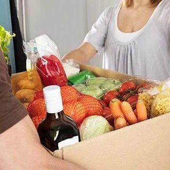 白宫建议近两周别去超市, 湾区这些生鲜快送还能顺利买菜吗?
