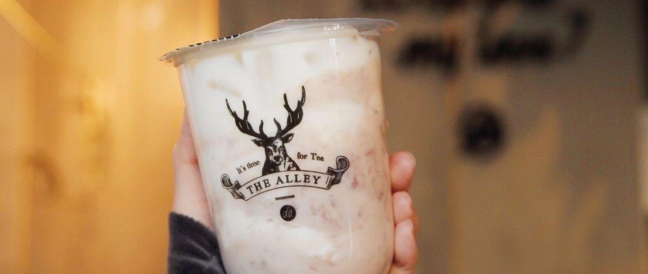 纽约这家奶茶开新店的速度,简直比纽约入冬还要快。