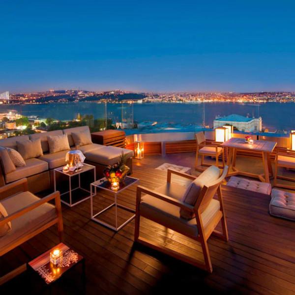 西雅图夜未眠|雨城的无敌海景Rooftop酒吧