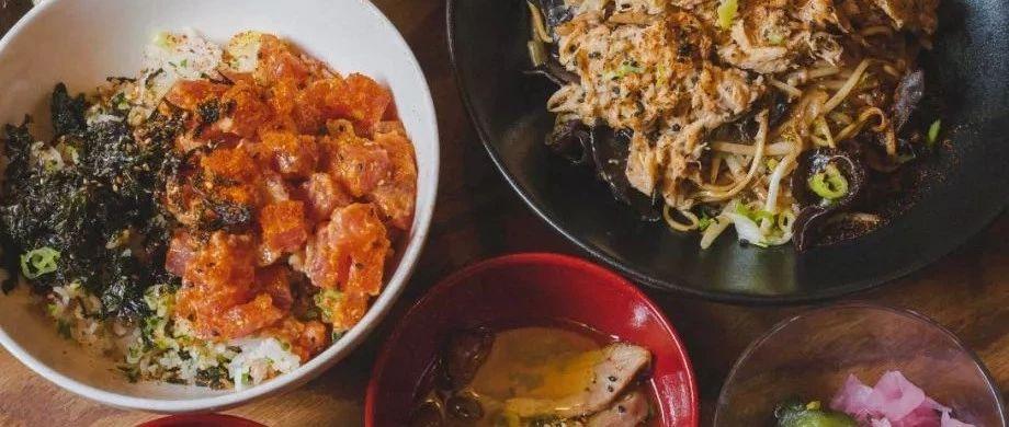 一直爱Chinatown这家拉面的浓汤叉烧溏心蛋,这次我却被猫饭和辣蟹炒面惊艳到!