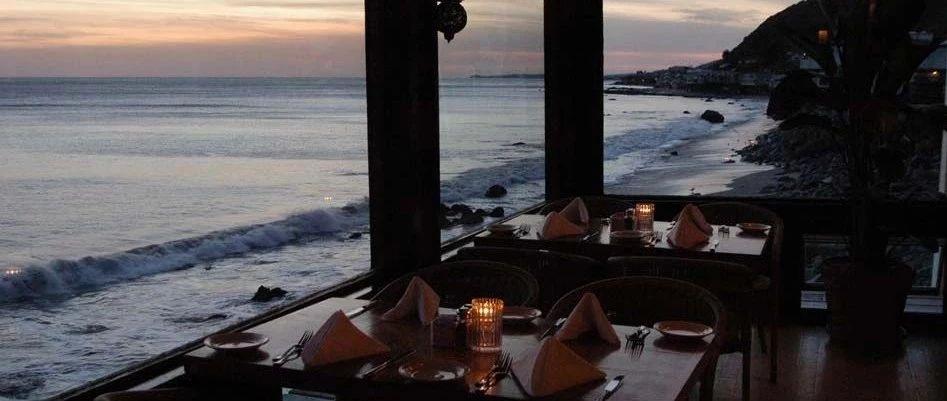 情人节餐厅| 海景, 法式, 意大利...洛杉矶18大高格调浪漫餐厅盘点