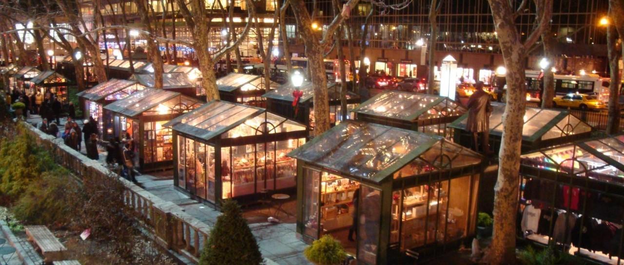 Bryant Park冬日圣诞集市强势回归!来看看小分队私藏的最爱商家list都有哪些?