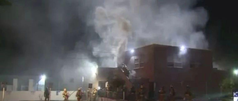北美中餐厅最近很受伤!连遭入室抢劫,房子都被烧...年关将至,防护措施要做好!