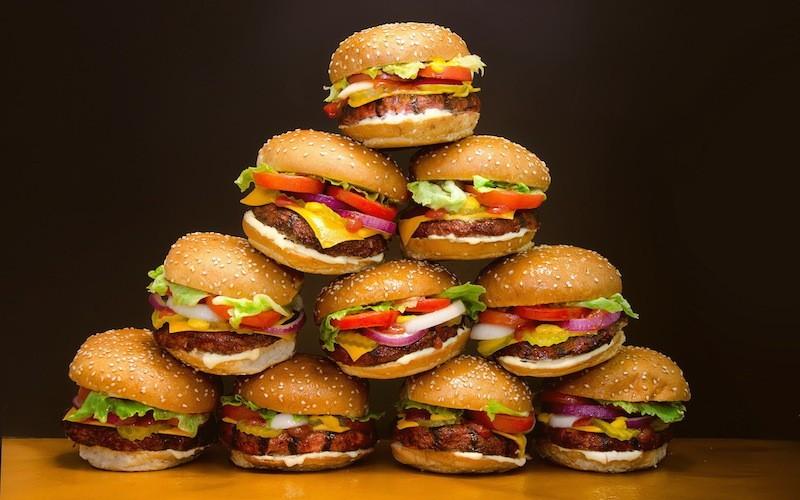 颠覆三观~你以为你分得清三明治和汉堡吗?@_@