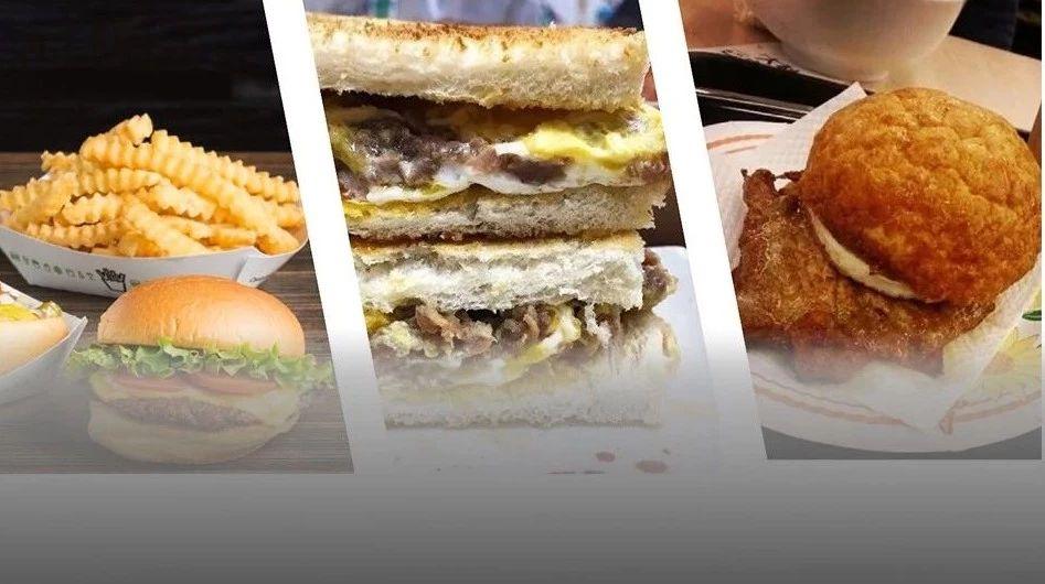 Shack Shake进驻香港, 猪扒包VS牛肉汉堡的终极对决即!将!上!演!