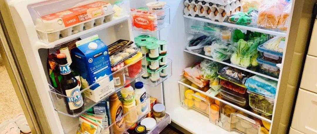 西雅图人的宅家囤货图鉴, 大家的冰箱都长啥样?
