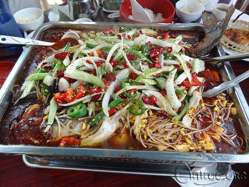 广而告吃 | 江浙风情烤鱼店【竹园小溪】周五优惠活动