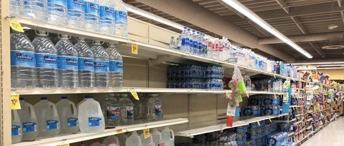 实拍湾区各大城市多家超市: 真的有必要疯狂囤粮囤货吗?