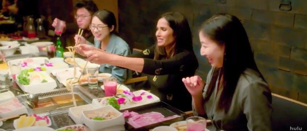 我们和美国最火美食剧主持人一起,书写给华人移民的美食情书
