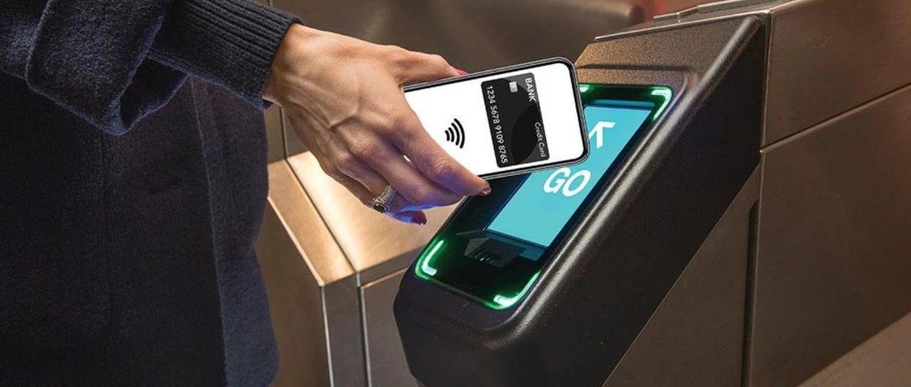 纽约地铁终于告别用了25年的MetroCard,可以刷手机上车了!